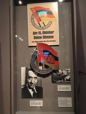 Lipcsei Kortörténezi Fórum kiállítása
