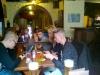Ünnepi ebéd a Pleißenburg étteremben