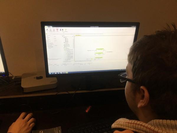 Informatikusok Smart Home szimulációja